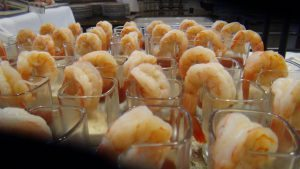 Tommy's Shrimp Shots - Houston Catering